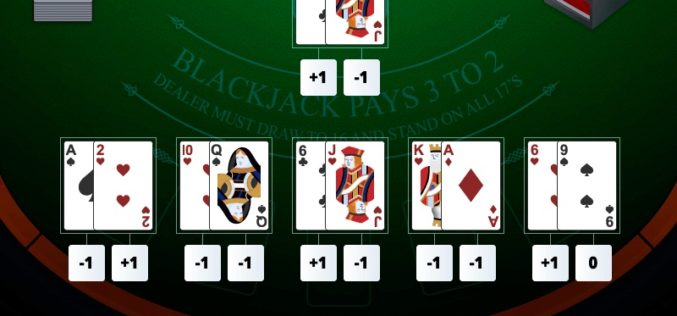 Classic – No Poker, No Blackjack – Just Count the Suited Card Values within this Table Game to Win