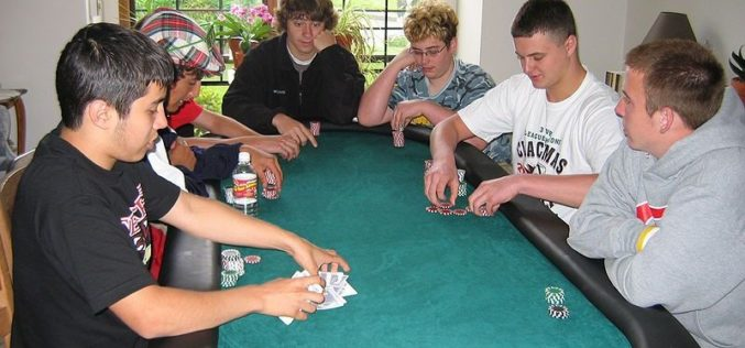 Tips about Hosting Poker Night