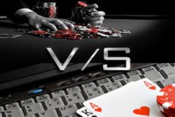 Online Poker V/s. Live Poker: What's The Difference?