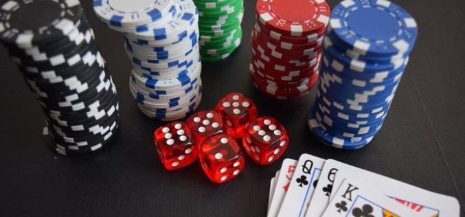 The era of online gambling and online casino